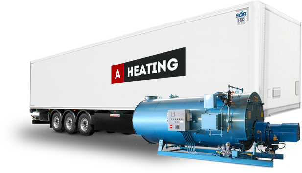 NY Boiler Rental - Temporary Boiler Mobile Steam Boiler - A. Heating ...
